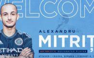 "Mitrita, prezentat oficial la New York: ""Iubesc MINGEA!"" De ce a ales un transfer in SUA"