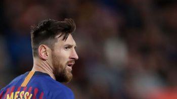 Barcelona a facut anuntul in cazul accidentarii lui Messi! Ce se intampla cu starul catalanilor in meciul de Cupa cu Real Madrid