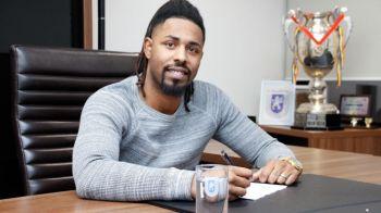 """Craiova l-a prezentat pe inlocuitorul lui Mitrita: """"Carlos 'Predator' Fortes a semnat!"""" Detaliile contractului"""