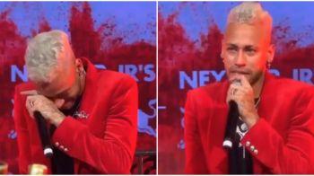 """Discurs emotionant! Neymar a inceput sa planga la petrecerea sa! Ce cadou ar fi vrut! """"Imi doream cel mai mult"""""""