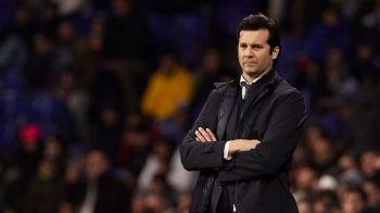 """Solari nu s-a putut stapani! """"Este cel putin curios ca se intampla asta"""" Antrenorul Realului ridica un semn de intrebare inainte de duelul cu Barcelona din Copa del Rey"""