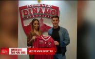 """Concurenta pentru Ana Maria Prodan! Cine este femeia care a adus 2 jucatori la Dinamo: """"Am vrut sa demonstrez ca si o femeie poate sa faca acest job"""""""