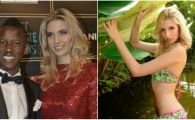 Un lucru e sigur! Dinamovistii au ochi la fotbalistii cu sotii MODEL :) Cum arata blonda lui Mamoutou N'Diaye, fosta concurenta la Miss Belgia