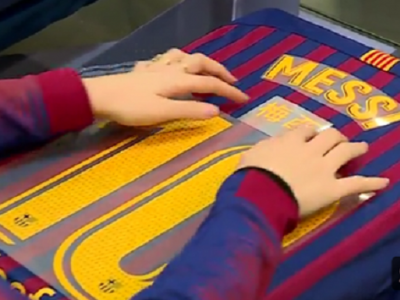 Premiera la Barcelona! Ce o sa apara inscriptionat pe tricourile jucatorilor diseara la El Clasico