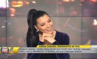 Corina Caragea, despre cele mai amuzante metode de agatat ale fotbalistilor :) Ce i-a promis un jucator cunoscut