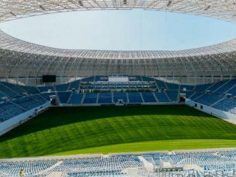 SPECIAL / De ce nu primesc stadioanele din Romania nume de sponsori si care ar putea fi prima arena botezata de o companie