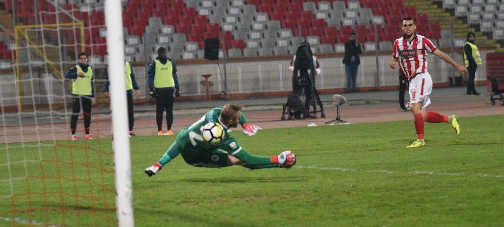 CE SURPRIZA! Pesic este la un pas de plecarea de la Dinamo, dar ramane in Liga 1! Cu ce echipa semneaza