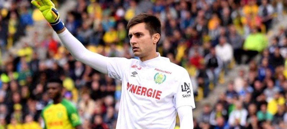 Ciprian Tatarusanu poate pleca de la Nantes! Francezii anunta o situatie complicata pentru portarul nationalei