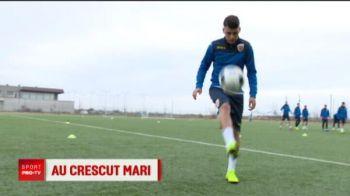 """Pustiul de nationala care vrea sa intre in echipa lui Teja: """"Pintilii ma ajuta enorm, e cel mai bun din echipa!"""" Ce spune despre noul antrenor"""