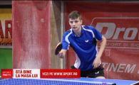 Schimba racheta cu o paleta? :) Simona Halep, provocata de pustiul care vrea medalie la Tokio la un meci de tenis de masa