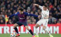 "BARCELONA - REAL MADRID 1-1 | Presa catalana a pus tunurile pe Coutinho! ""A fost lamentabil"" Ce jucator se remarca dupa El Clasico!"