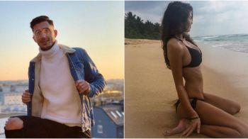 Ivan cel Cuceritor! BOMBA: Andrei Ivan, cuplat cu o rusoaica supermodel! Cum arata iubita lui: GALERIE FOTO