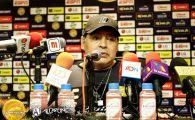E praf! Maradona si-a dus echipa aproape de retrogradarea in Liga a 3-a
