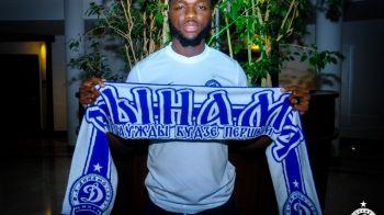 """Unde a ajuns sa joace fostul FCSB-ist Sulley Muniru, la 26 de ani! Mijlocasul va fi coleg cu """"Ionut"""" Fatai, dupa ce a semnat cu Dinamo! Dar nu Dinamo Bucuresti :)"""