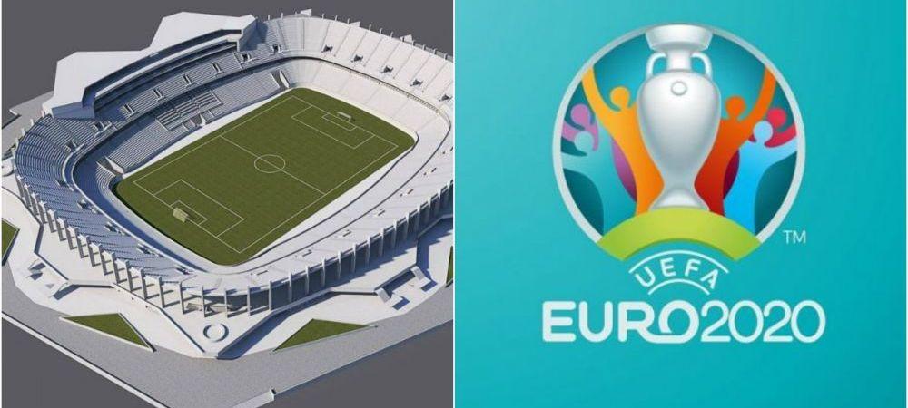 DEZASTRU pentru Romania! UEFA a ales alte terenuri pentru EURO 2020! Cum ajunge Europeanul in curtea lui Becali