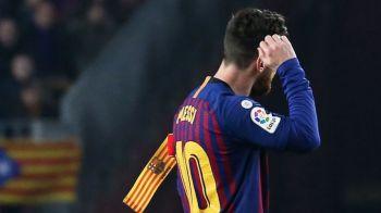"""""""Barca se pregateste de viata fara Leo Messi!"""" Anuntul facut de catalani despre RETRAGEREA argentinianului"""