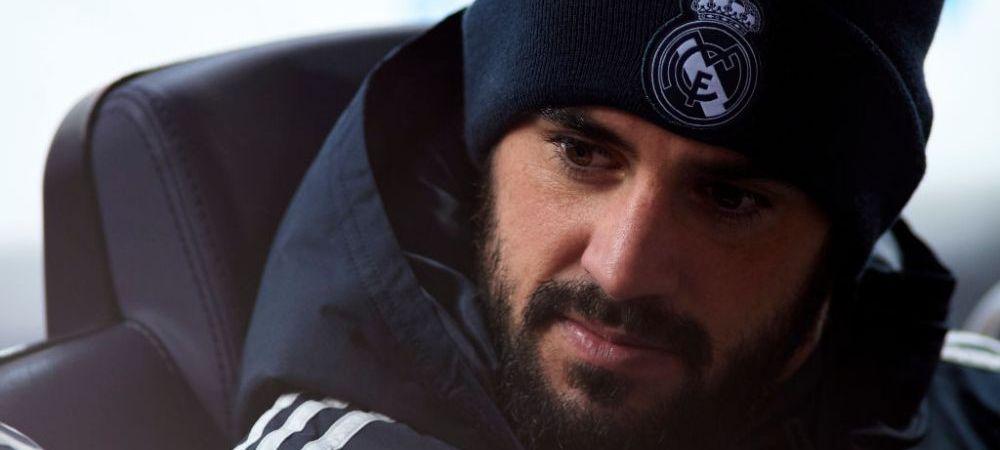 """Ultimul mesaj RAZBOINIC al lui Isco! Fotbalistul n-a mai rezistat dupa criticile unui fost jucator de la Real: """"Astept rasplata"""""""