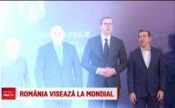 """""""Nu e gluma!"""" Romania vrea sa depuna candidatura pentru Mondialul din 2030 impreuna cu alte 3 tari! Gica Popescu, Burleanu si ministrul Sportului merg in aceasta luna la Sofia"""