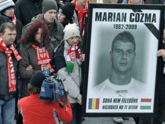 Astazi se implinesc 10 ani de la moartea handbalistului Marian Cozma