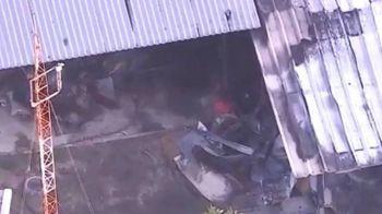 Tragedie cumplita in fotbal! Sediul unui club urias, distrus de un incendiu! Cel putin 10 persoane au murit