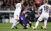 Din nou ALERTA la Barcelona! Messi, accidentat dupa El Clasico? Ce se intampla cu starul argentinian
