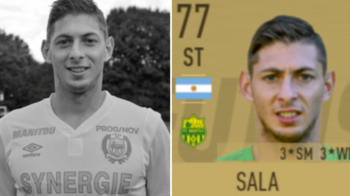 EMILIANO SALA | Ce se intampla in FIFA 19 dupa ce a fost anuntat ca jucatorul a murit! Mesajul primit astazi de gameri