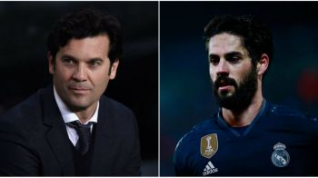 "Contrele continua la Real Madrid! Solari ii raspunde lui Isco! ""Asta trebuie sa faca un fotbalist profesionist"""