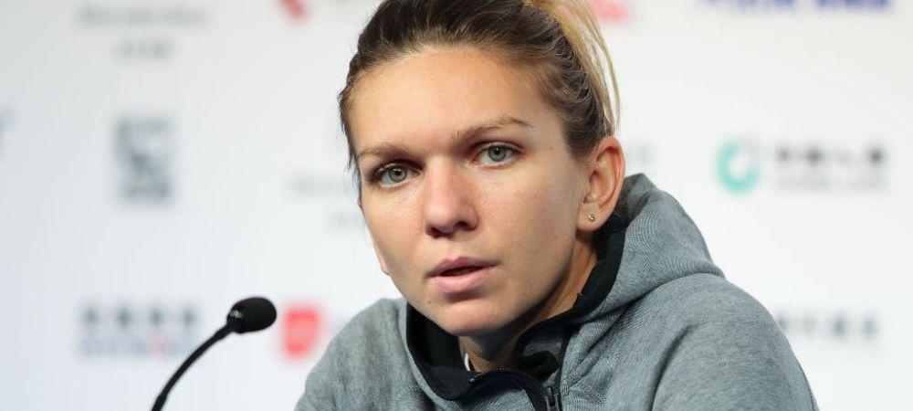 """Simona Halep a avut nevoie de ajutorul medicului inainte de meciul cu Cehia! Doctorul a explicat motivul! """"Ne ocupam de sanatatea lor"""""""
