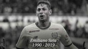 """Mii de mesaje dupa confirmarea decesului lui Emiliano Sala! Messi: """"Va transmitem toata puterea!"""" FOTO"""
