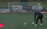 """Inainte sa plece din Liga I, RONALDO facea senzatie la antrenamente: """"Alooo, spuneti-i pe nume, va rog"""". Fotbalist de Romania e de la 23:00 la PRO X. VIDEO"""
