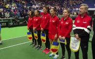 FED CUP Mihaela Buzarnescu - Karolina Pliskova 1-6, 4-6 | Cehia castiga primul meci al intalnirii prin racheta numarul 1 a sa