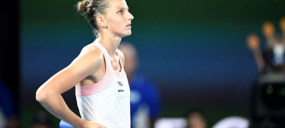 """FED CUP LIVE Pliskova, surprinsa de alegerile din echipa Romaniei: """"Sincer, eu as fi pus-o pe ea sa joace impotriva mea! Are un STIL ENERVANT"""""""