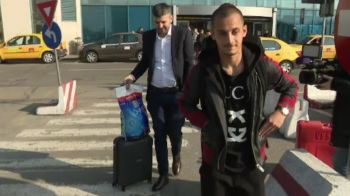 FOTO   Mitrita a revenit in Romania: va fi prezent la Craiova - CFR! Motivul pentru care a refuzat sa vorbeasca despre transferul in America