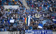 Nebunie totala in Banie! Fanii iau cu asalt casele de bilete pentru meciul cu CFR Cluj! Cate tichete mai sunt disponibile!