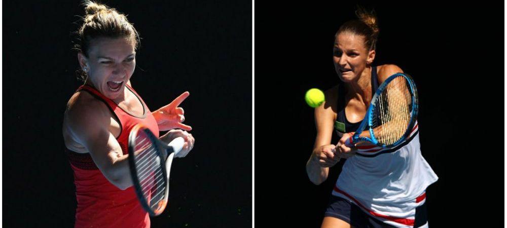 FED CUP | VICTORIEEEEE! Simona Halep - Karolina Pliskova 6-4, 5-7, 6-4! Cehia - Romania 1-2, la general
