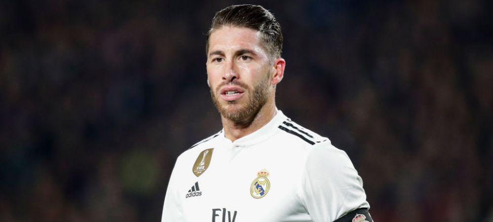 Real Madrid a prins aripi dupa meciul cu Atletico! Sergio Ramos, increzator in sansele madrilenilor la titlu! Ce a spus capitanul Realului!