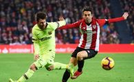 Bilbao 0-0 Barcelona! Catalanii raman la 6 puncte de Real Madrid! Paok 3-1 Olympiacos!Manchester City 6-0 Chelsea! Sassuolo 0-3 Juventus!