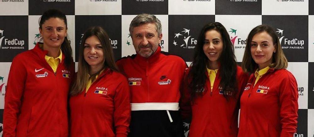FED CUP | Cu cine poate juca Romania daca trece de Cehia! Sunt cunoscute deja primele doua semifinaliste!