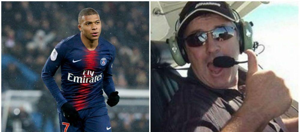 Gest IMPRESIONANT al lui Mbappe! Francezul a contribuit la cautarile pilotului cu care Emiliano Sala zbura la Cardiff! Cat a oferit starul lui PSG!