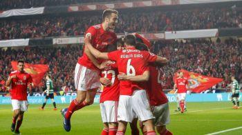Scorul serii in Europa! Nu, nu este Manchester City! Benfica si-a demolat adversara! La pauza era deja 3-0! Cat s-a terminat!