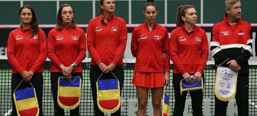 ROMANIA FED CUP | Mesajul transmis de Nadia Comaneci dupa victoria romancelor in Cehia! Romania joaca cu Franta in semifinale