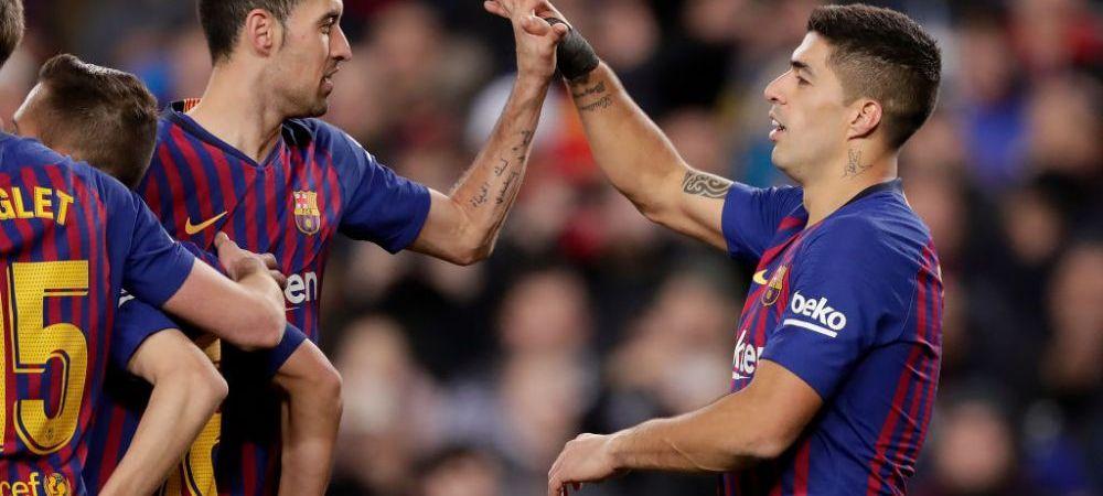 Transfer URIAS pentru Barcelona! Catalanii anunta ca a fost adus inlocuitorul lui Luis Suarez