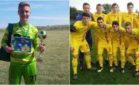 FCSB l-a ofertat pe portarul care a debutat cu GOL la nationala U16 a Romaniei! Raspunsul primit pe loc de la pustiul care a refuzat si Academia lui Hagi