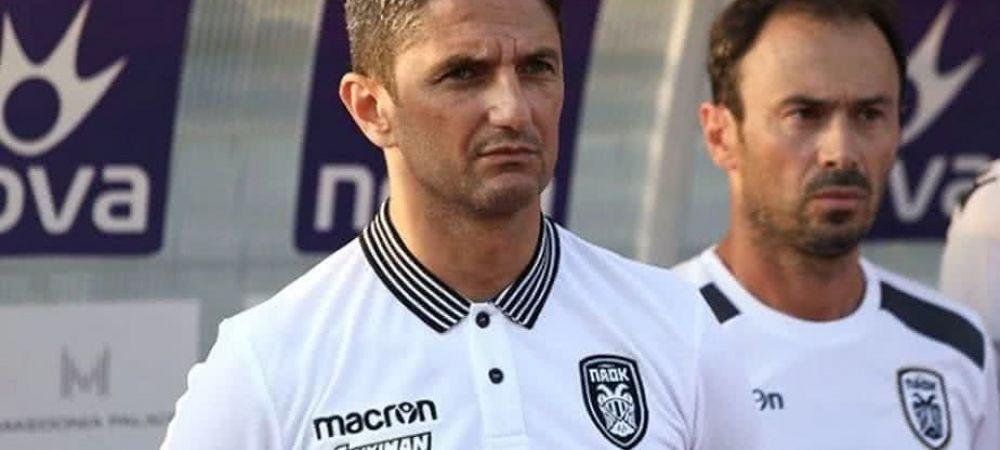 """""""Tata nu era fericit la nationala Turciei!"""" Aproape de titlu cu PAOK, Razvan Lucescu a revenit in tara. Ce spune despre performanta din Grecia"""