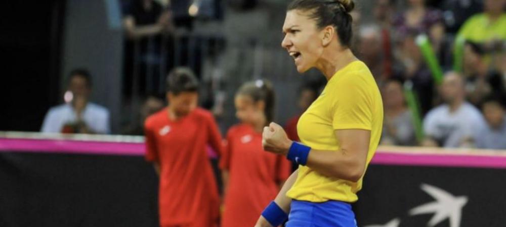 """FRANTA - ROMANIA FED CUP   Federatia incearca sa convinga Franta sa joace semifinala in Romania! """"Stim la ce sa ne asteptam daca jucam la ei acasa"""""""