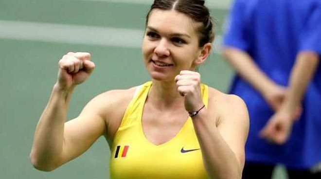 """Simona Halep inca nu-si revine dupa victoria fabuloasa cu Cehia! """"Pun Fed Cup pe aceeasi treapta cu turneele de Grand Slam"""" Interviu impresionant dat de romanca"""