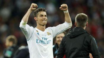 """Real Madrid i-a gasit """"inlocuitorul"""" lui Cristiano Ronaldo! Imaginea dezvaluita astazi de club: cine este jucatorul pe care l-au pus in locul portughezului"""