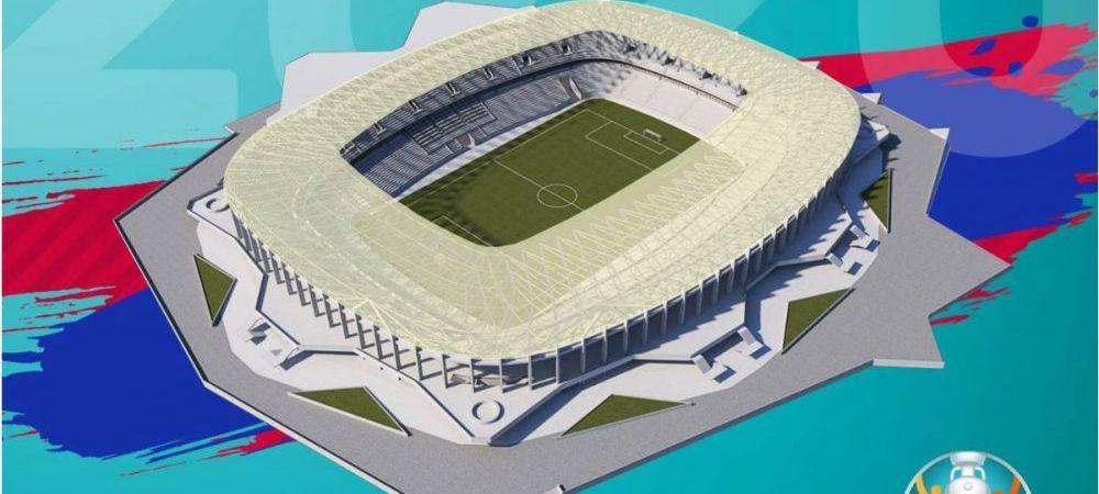 Anuntul CNI despre noile stadioane Steaua, Rapid si Arcul de Triumf. Cand vor fi gata arenele pentru EURO 2020