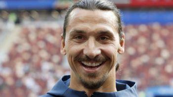 "MAN UNITED - PSG | ""Cine castiga? Zlatan!"" :)) Ibrahimovic a luat prin surprindere pe toata lumea! Pe cine pariaza diseara"