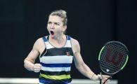 VICTORIE! Simona Halep urca pe locul 2 WTA si se califica in sferturi la Doha! Cu cine va juca in meciul urmator